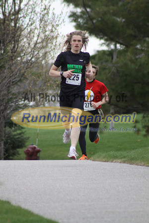 At 0.5 Mile mark of 5K - 2013 Mental Health Run