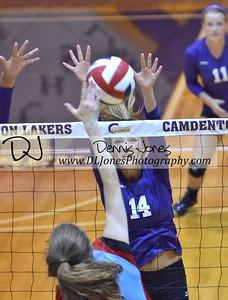Laker Volleyball vs Glendale