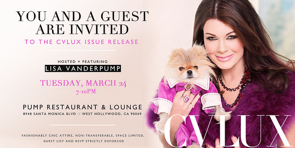 Spring 2015 Release Party at PUMP in West Hollywood