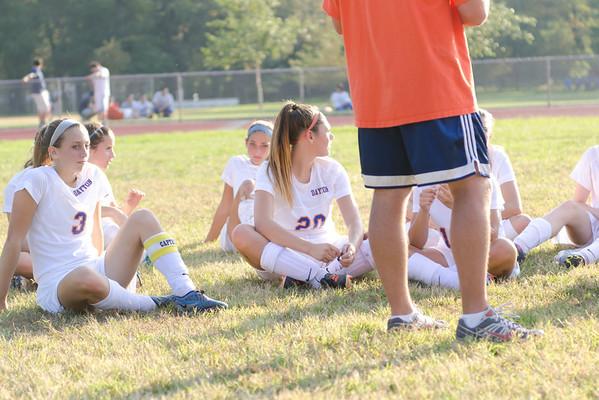 2012-10-05 Dayton Girls Varsity Soccer vs Roselle Park - Conf. Series #2 of 8
