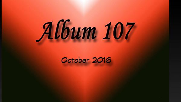 ALBUM 107 OCT 2016