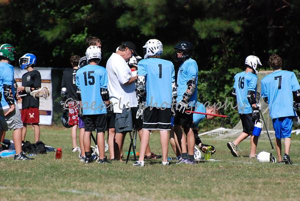 DHS Lacrosse 10-3-09
