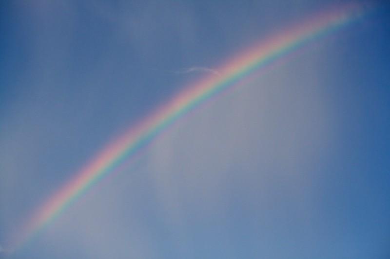 keys rainbow
