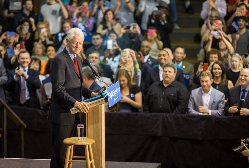 President Bill Clinton @ TCNJ 5-13-2016-10.jpg
