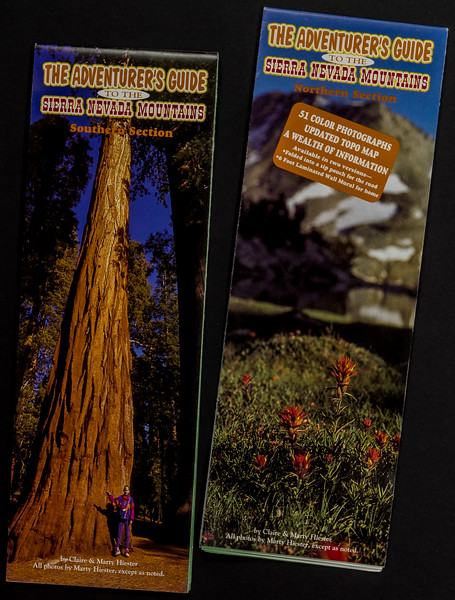 The Adventurer's Guide to the Sierra Nevada Mountains by MARTYhiester