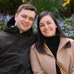Hannah Gilhooly & Chris McKee