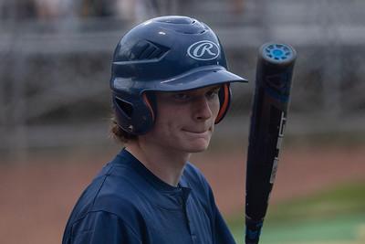 JV Baseball at Reynolds