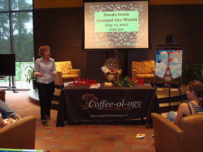 Coffee Tastings @ the Plaza-France July 17, 2011