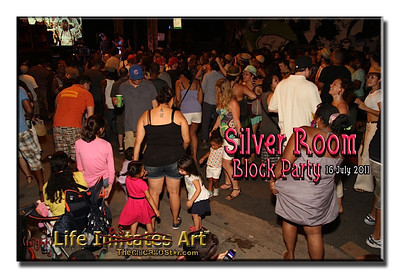 Silver Room Block Party 2011 highlights