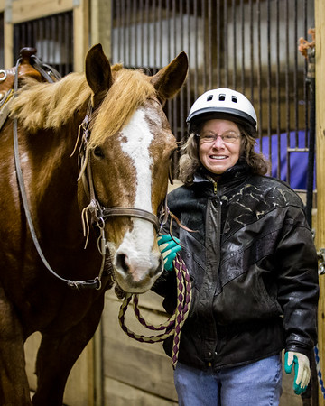 Jolene's Horse Riding Adventure!