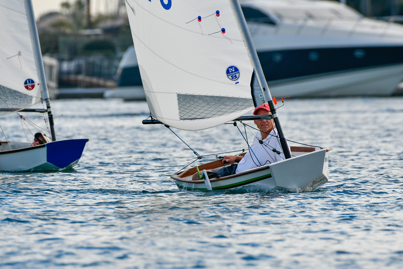 2019 CHOC Regatta Inside / One Design, Balboa Yacht Club, Corona Del Mar, California Tom Walker photography