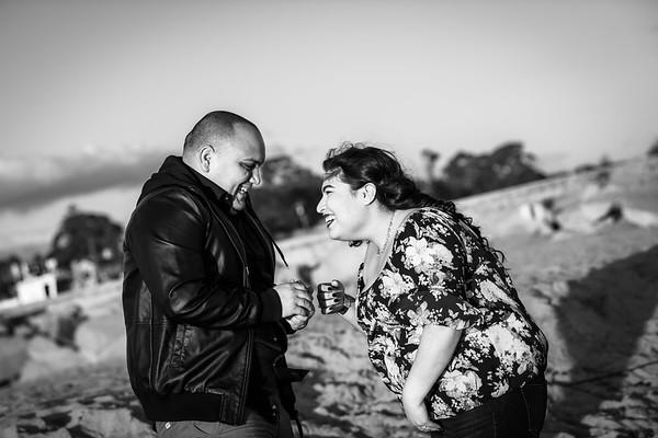 Eric and Elva Proposal