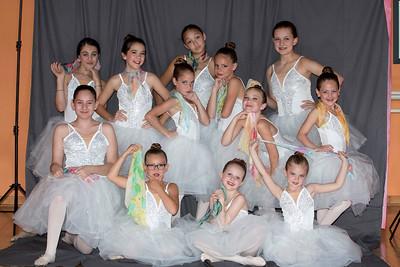 Woodlands - Ballet C1 C2 C3 Wed