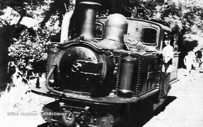 Ffestiniog Railway 1938-present day B/W Photos