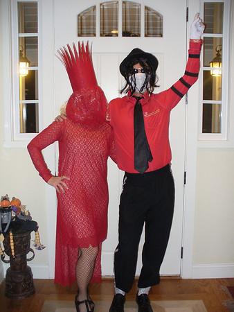 Michael Jackson & Lady GaGa