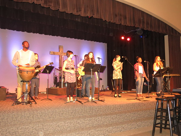 Youth Service 07-19-15