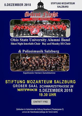 Wednesday - Mozarteum Concert