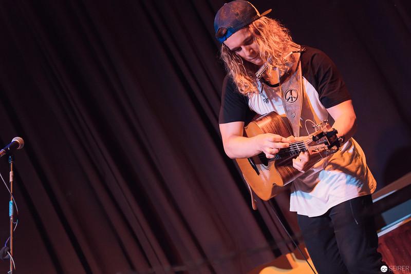 Kevin Etheridge Live Konzert im Cafe Carina