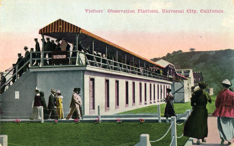 Visitors' Observation Platform