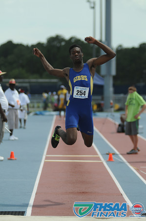 Class 3A - Field Events - Triple Jump Prelims and Finals