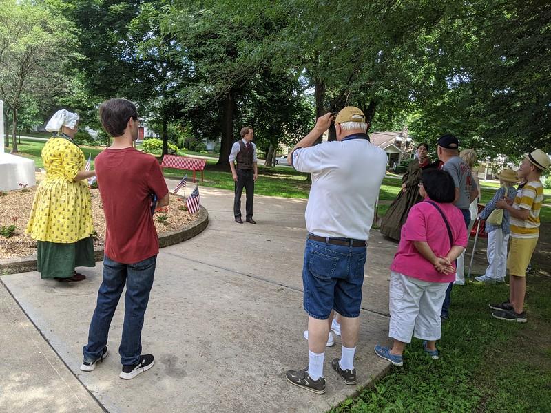 Memorial Park History Program - July 11, 2021 1