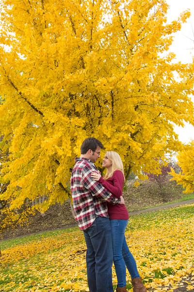 Grant & Amanda Engagement