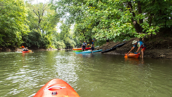 Little Miami River with Cincypaddlers
