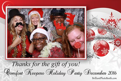 Comfort Keepers Ocala Holiday Party