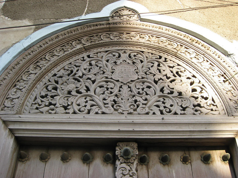 Stone Town is known for the carvings