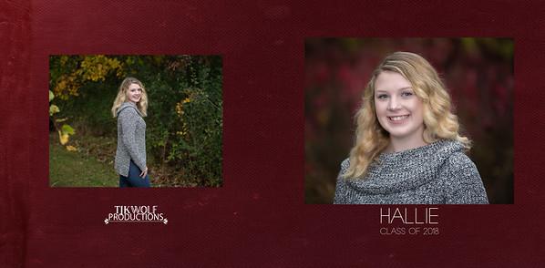 Hallie's Album