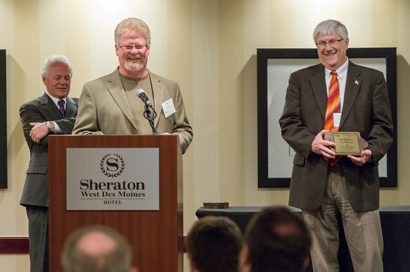 2014 Iowa ACEC Banquet - Clinton Awards