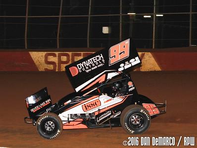 Lincoln Speedway - 5/7/16 - Dan DeMarco