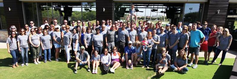 2016 The Retail Connection @ Topgolf, Dallas