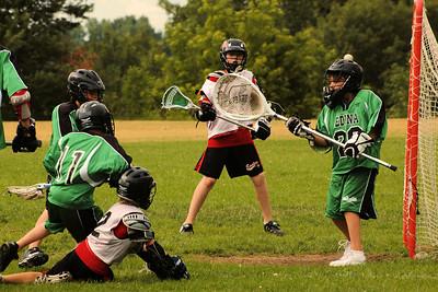 EP Lacrosse 2007