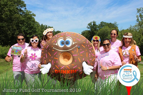 2019 Dunkin' & NDCP Jimmy Fund Golf Tournament