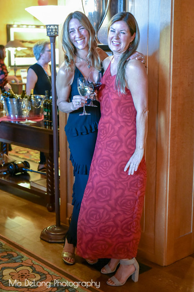 Karen Lansill and Jessica Lazor