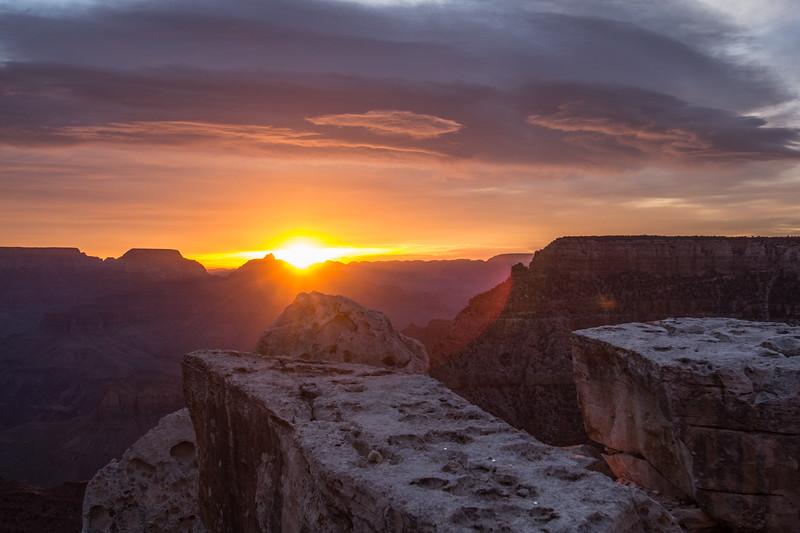 Grand Canyon Sunrise