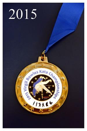 Virgil Bowles Kata Championships 2015