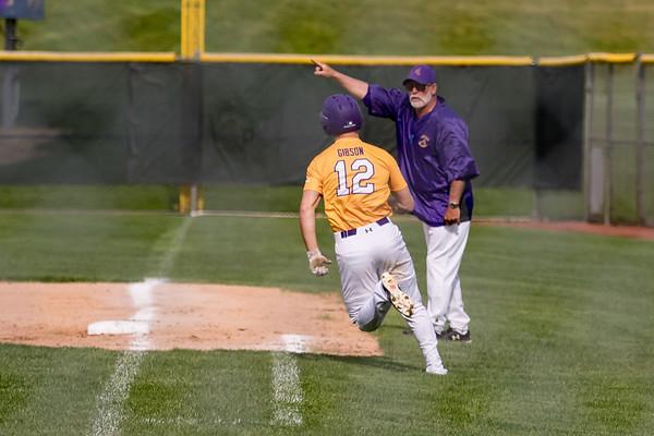 AHS Varsity Baseball vs Concordia