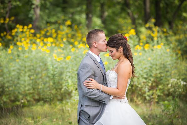 Kyle & Michelle ~ a Wedding