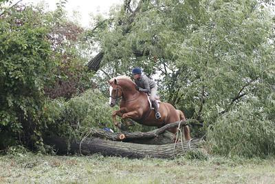NHH Hunter Pace / Quail Run Equestrian Centre / 9-7-2008