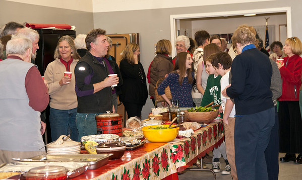S. Woodstock Holiday Potluck