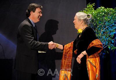 AACR 2010 Scientific Achievement Awards