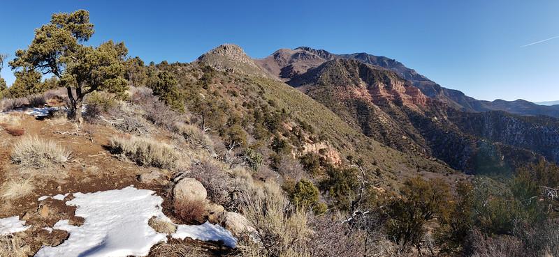 Pine Mountain - Blake-Gubler trail