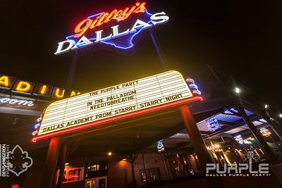 2013-04-27 Dallas - Purple Party @ Southside Music Hall WEB