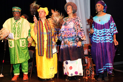 Kwanzaa Celebration Umoja 12-26-15