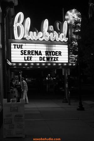 2013-08-20 - KBS - Serena Ryder - Bluebird