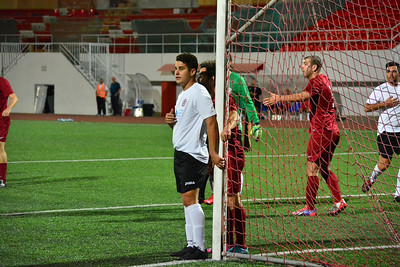 FC OLYMPIQUE GIBRALTAR 13 VS RED IMPS FC (2-0)