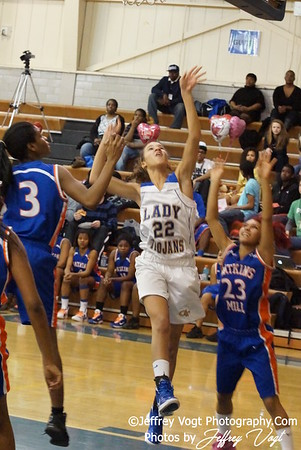 02-14-2012 Gaithersburg HS vs Watkins Mill HS Varsity Girls Basketball, Photos by Jeffrey Vogt Photography