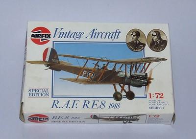 RAF. R.E.8